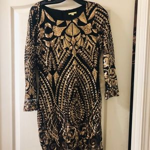 Good Sequin Party Dress